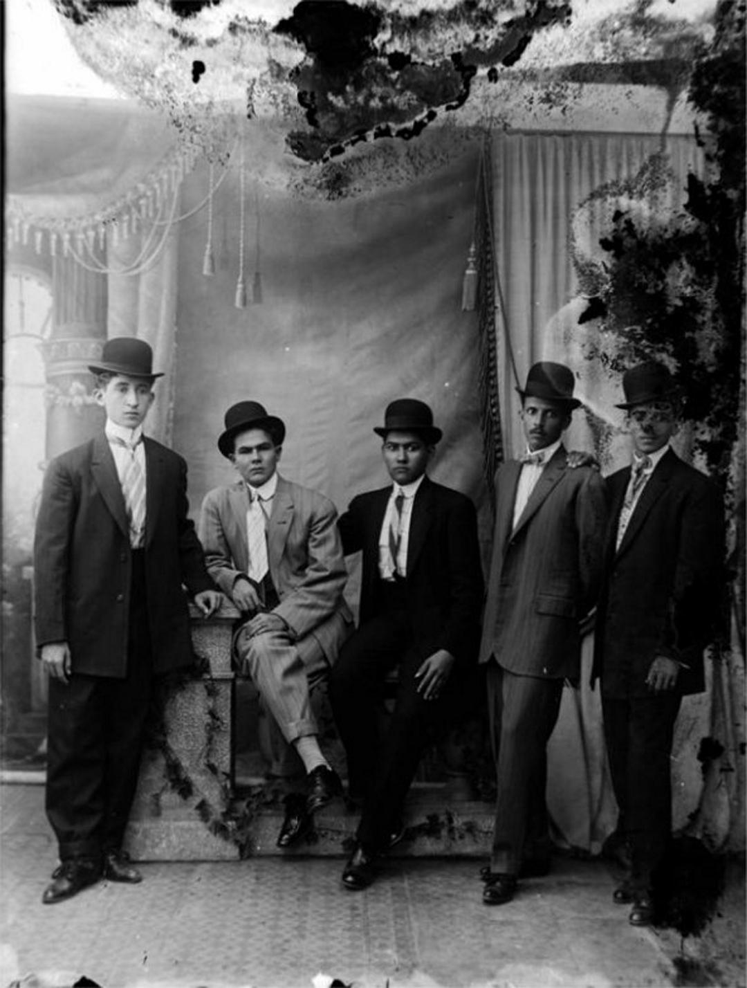 Los Grandes Fotografos: Benjamín de la Calle (1869-1934)