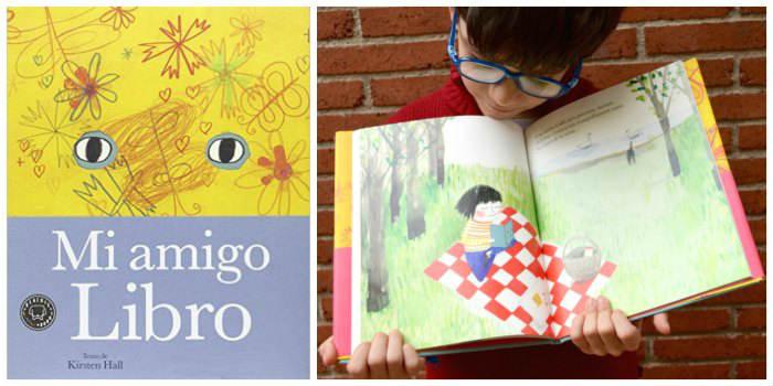 cuento infantil mi amogo libro fomento lectura educación emocional