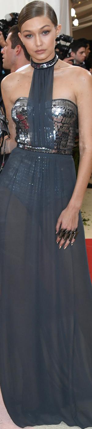 Gigi Hadid 2016 MET GALA