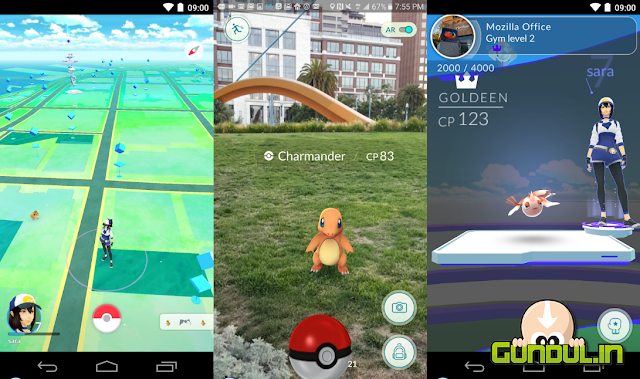 Apk mirror pokemon go ios