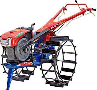 Harga Mesin Traktor Bajak Sawah Lengkap Terbaru
