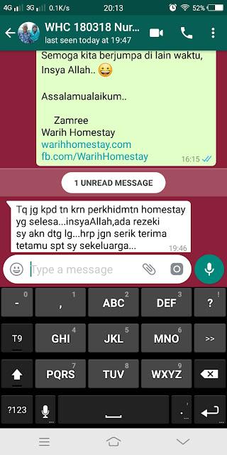 Warih-Homestay-Testimoni-Pn-Nurul