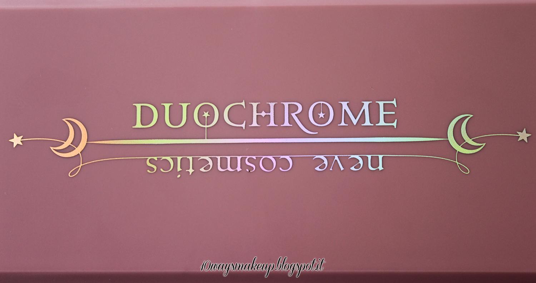 neve cosmetics duochrome palette