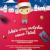 Associação de Moradores da Rua Hermann Barthel - Blumenau, distribui cartas para ação de Natal