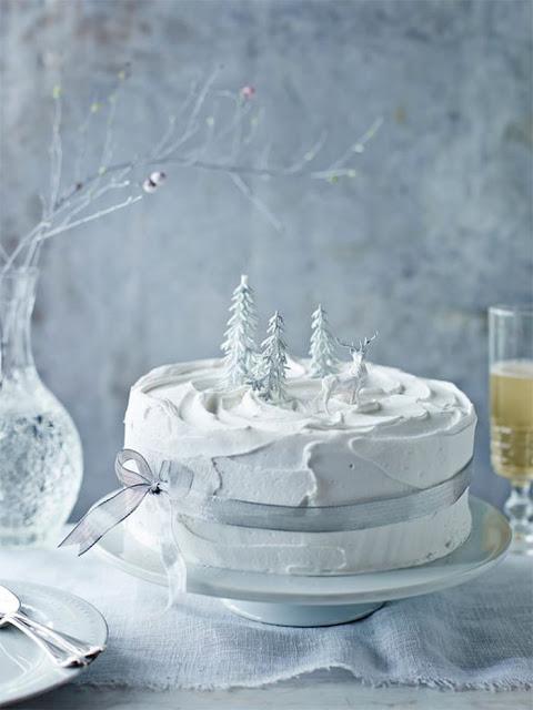 Mary Berry's Christmas cake