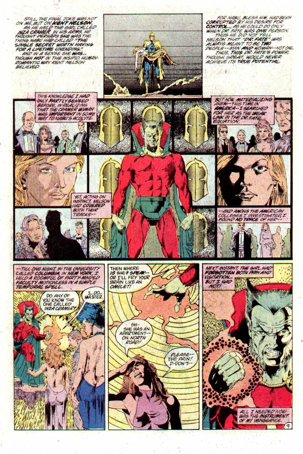 Read online Secret Origins (1986) comic -  Issue #24 - 29