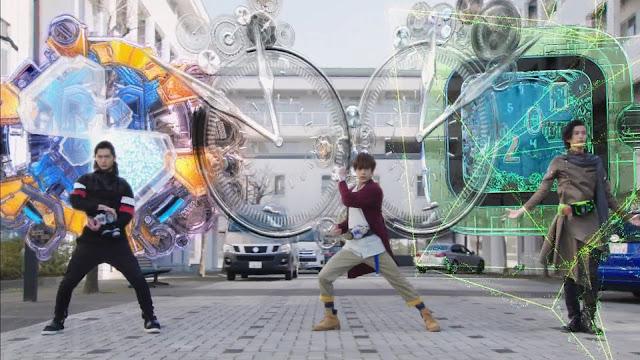 Kamen Rider Zi-O Episode 31 Subtitle TV-Nihon