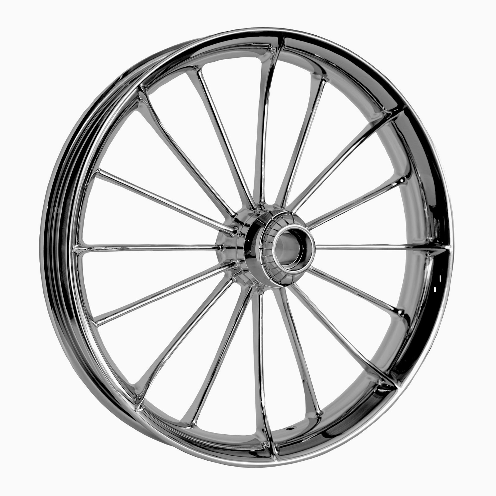 V Twin News The Impression A Chip Foose 3 D Wheel For