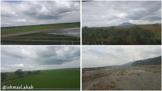 Refreshing views while on our way to Baguio City from Manila