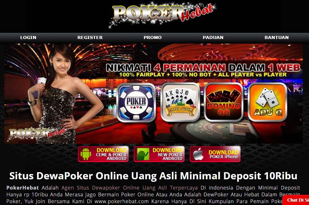 Review Poker Online Terbaik Terpercaya Siapa Situsnya Poker Hebat Yang Ngaku Dewa Poker