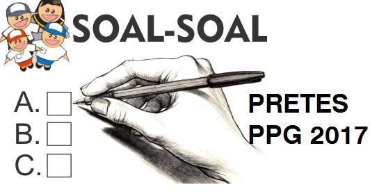 Download Soal Latihan Pretes Ppg Ukg Tahun 2017 Terbaru Bahasan Ilmu Pendidikan
