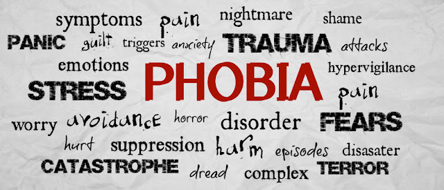 List of Most Important Phobia for Bank, SSC and Other Competitive Exam