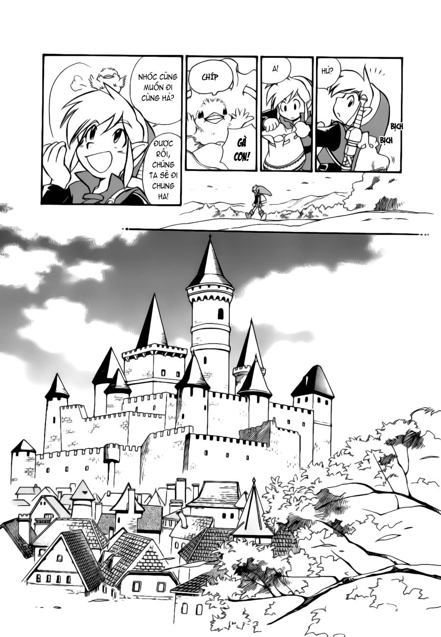 Legend of Zelda: Oracle of Seasons chap 001 trang 23