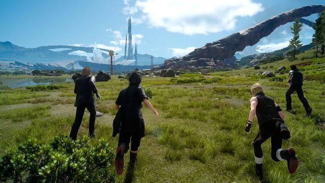 O Holiday Pack é o primeiro conteúdo descarregável da produção da Square Enix.