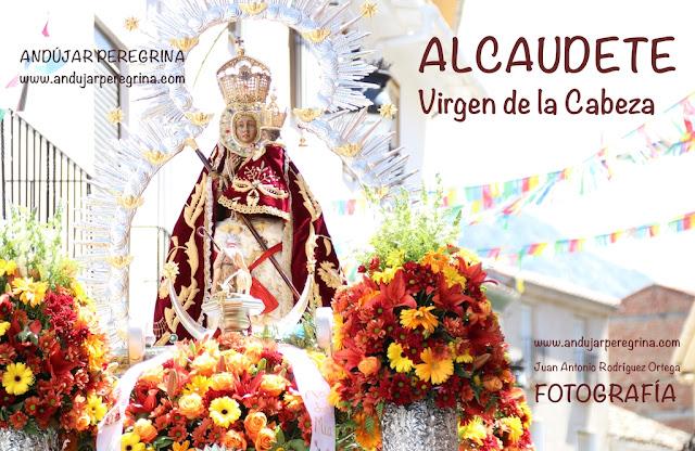 Procesión Virgen de la Cabeza Alcaudete