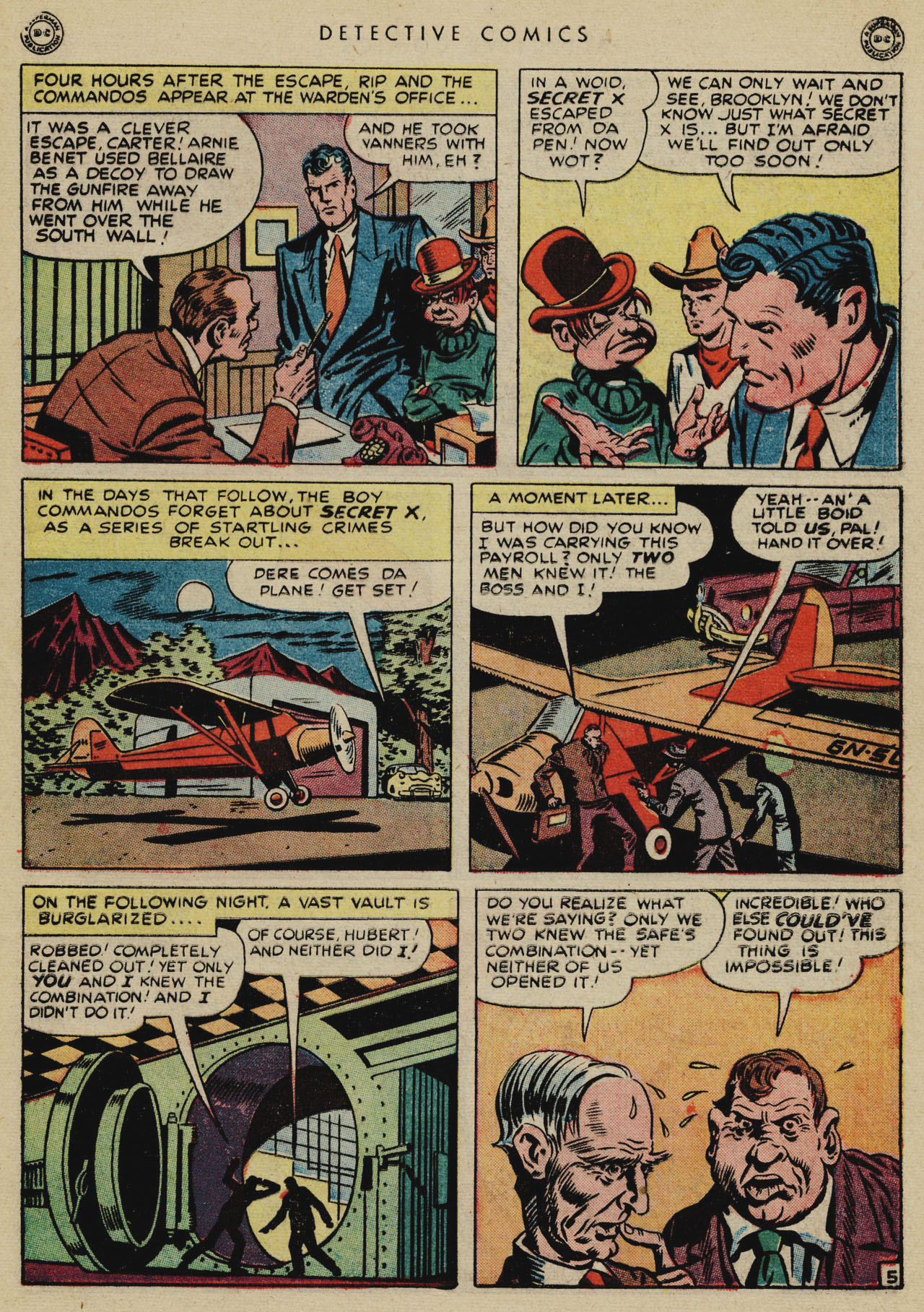 Detective Comics (1937) 142 Page 40