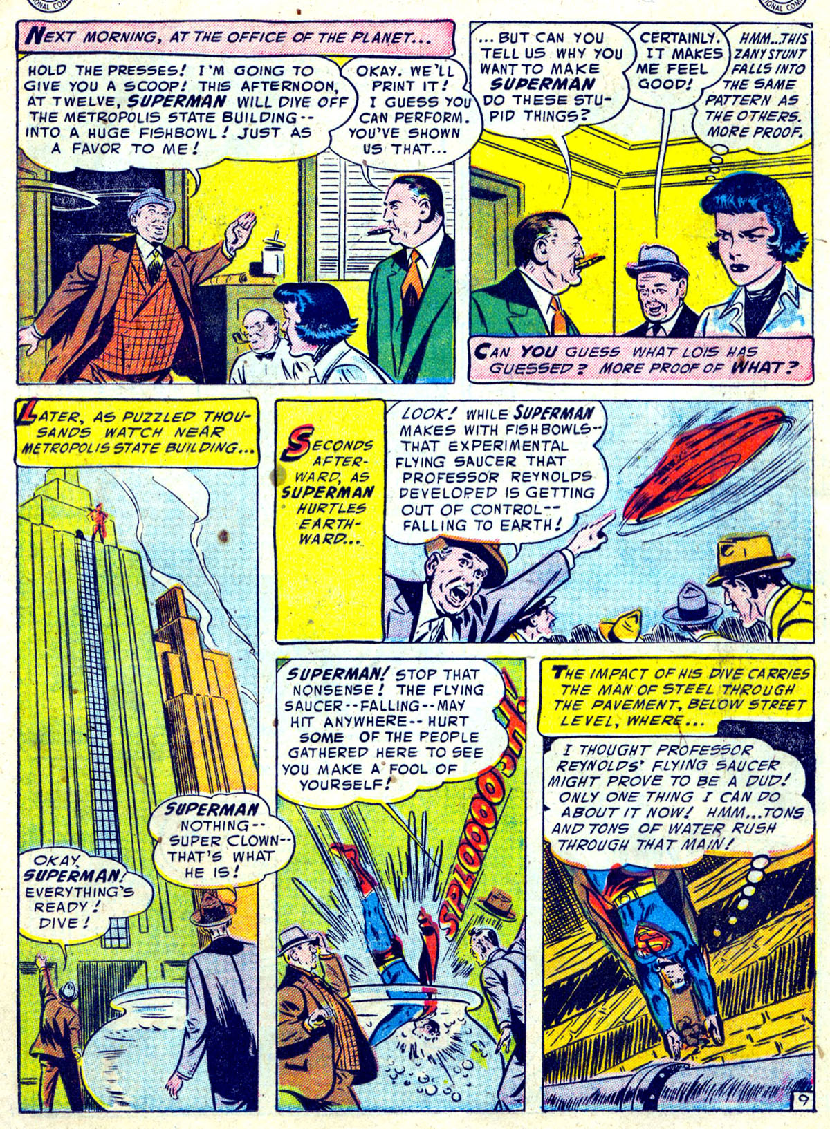 Read online Action Comics (1938) comic -  Issue #204 - 10