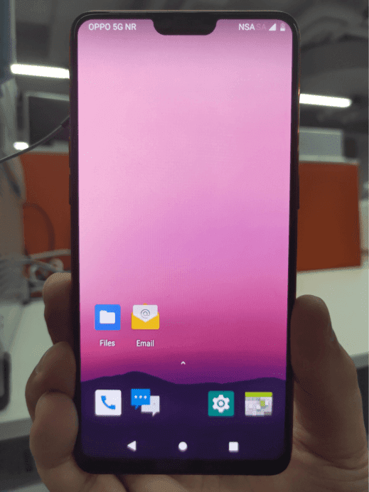 OPPO Officially Announced That They Have Successfully Completed The Connection OF 5G