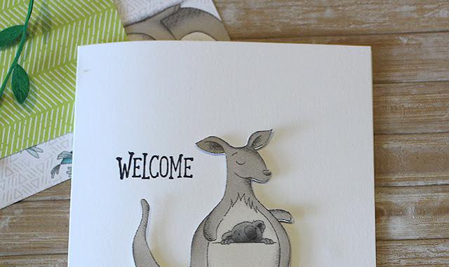 Kangaroo!!! (Welcome little one)