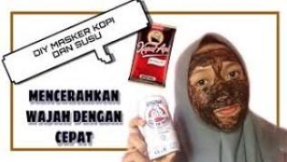Manfaat Masker Kopi Dan Susu Beruang Balad Pecinta Kopi