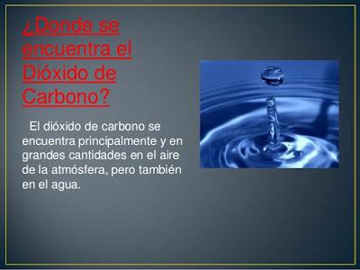 El Dióxido de Carbono en la atmósfera terrestre