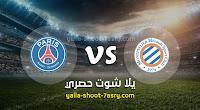 موعد مباراة باريس سان جيرمان ومونبلييه اليوم السبت  بتاريخ 07-12-2019 الدوري الفرنسي