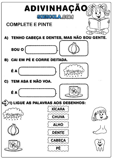 Diversas atividades sobre o uso do X e do CH, ideais para serem aplicadas em turmas de alfabetização e letramento ou Ensino Fundamental.