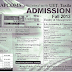 APCOMS Admission 2017 || B.Sc BBA B.Com MBA MS M.Com BS SE