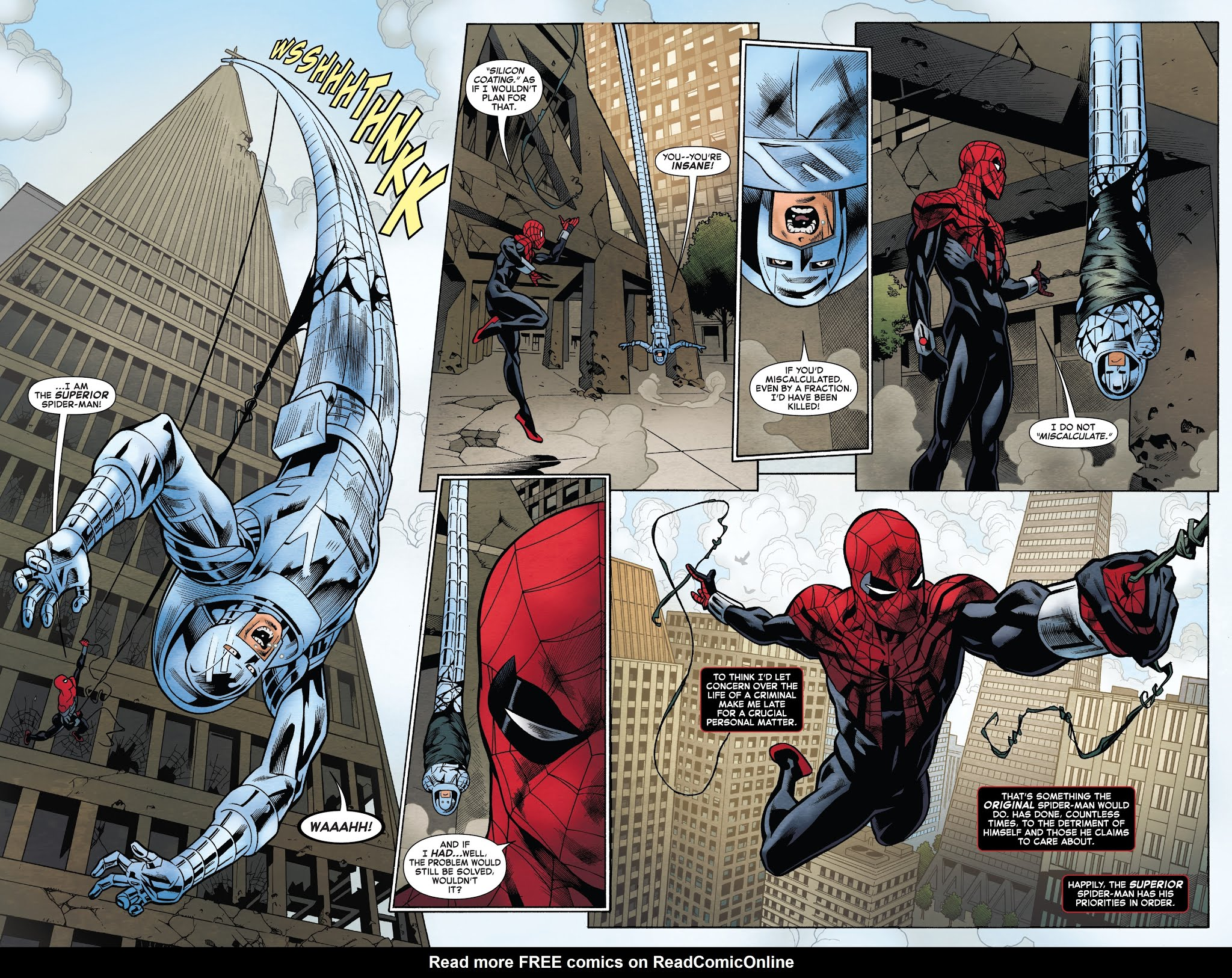 Superior Spider-Man (2019) 1 Page 7