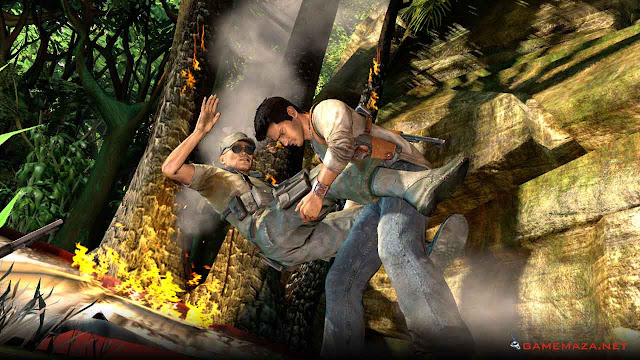 Uncharted Drake's Fortune Gameplay Screenshot 3