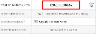 Singapore Free Proxy Server