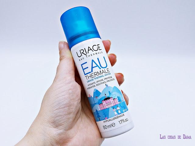 Favoritos 2017 Uriage farmacia belleza cosmética tratamiento facial corporal cabello beauty limpieza