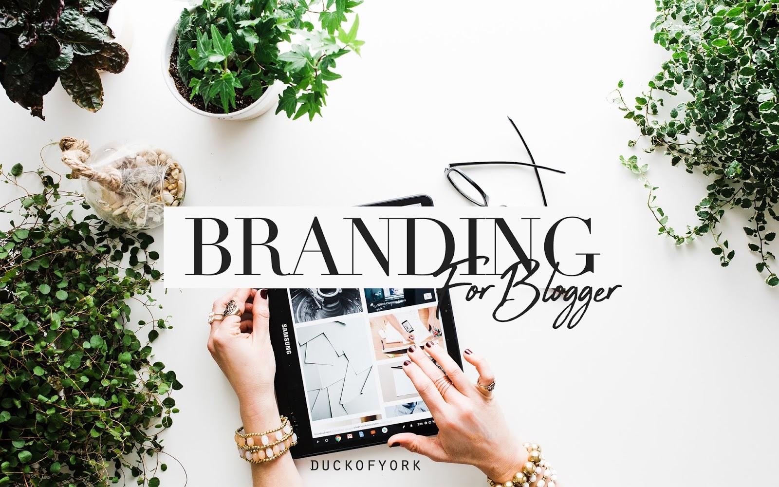 judul branding untuk blogger