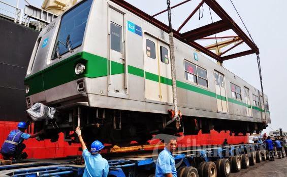 Pengadaan Tambahan Kereta Commuter Line