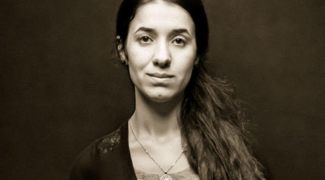 """""""نادية مراد"""" و""""دينيس مكويغي"""" فازا بجائزة نوبل للسلام لهذا الإنجاز"""