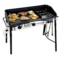 Camp Chef Expedition 3X3 Burner Stove
