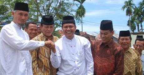 Rakyat Badarai dan Netizen Dorong Irwan Basir Datuk Rajo Alam Maju di Pilkada Padang