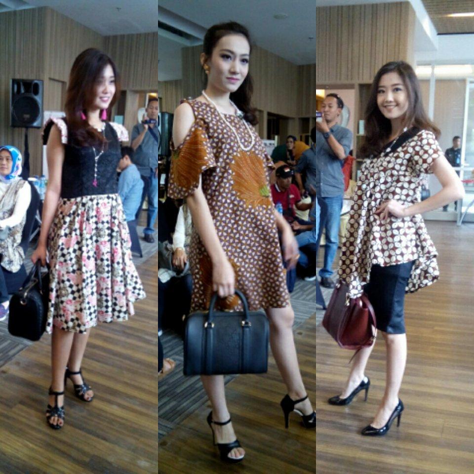 Batik kini tak hanya menjadi pakaian untuk acara formal seperti rapat 0f183dd770