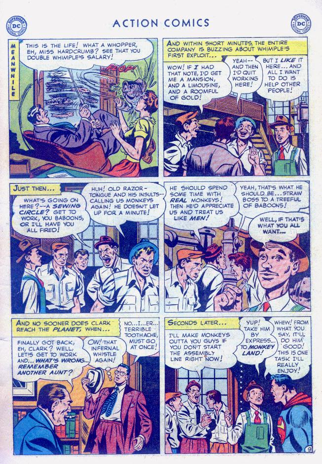 Read online Action Comics (1938) comic -  Issue #159 - 11