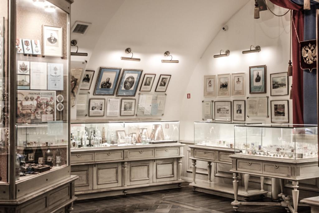 Museu da Vodka - São Petersburgo