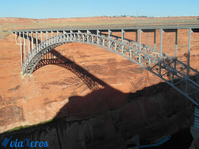 Puente Glen Canyon/Lago Powell