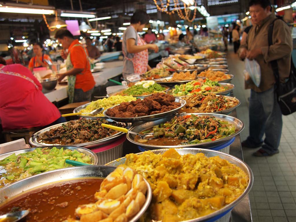I Love Thai Recipes: Thai Food in Thailand