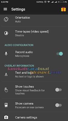 Aplikasi Perekam  Cara Merekam Layar Android Jelly Bean KitKat Tanpa Root 8
