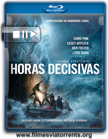 Horas Decisivas Torrent – BluRay Rip 720p e 1080p Dublado 5.1 (2016)