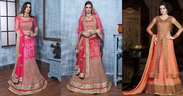 Designer Lehengas for Raksha Bandhan Gift