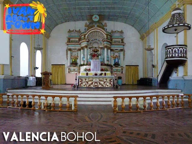 Holy Infant Parish Church, Complex & Convent (Valencia, Bohol)