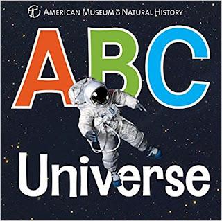 universe alphabet book