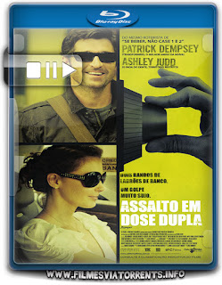 Assalto Em Dose Dupla Torrent - BluRay Rip 1080p Dual Áudio