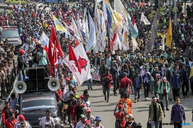 Usul UMP Rp 3,9 Juta, DKI Klaim Sudah Survei 15 Pasar