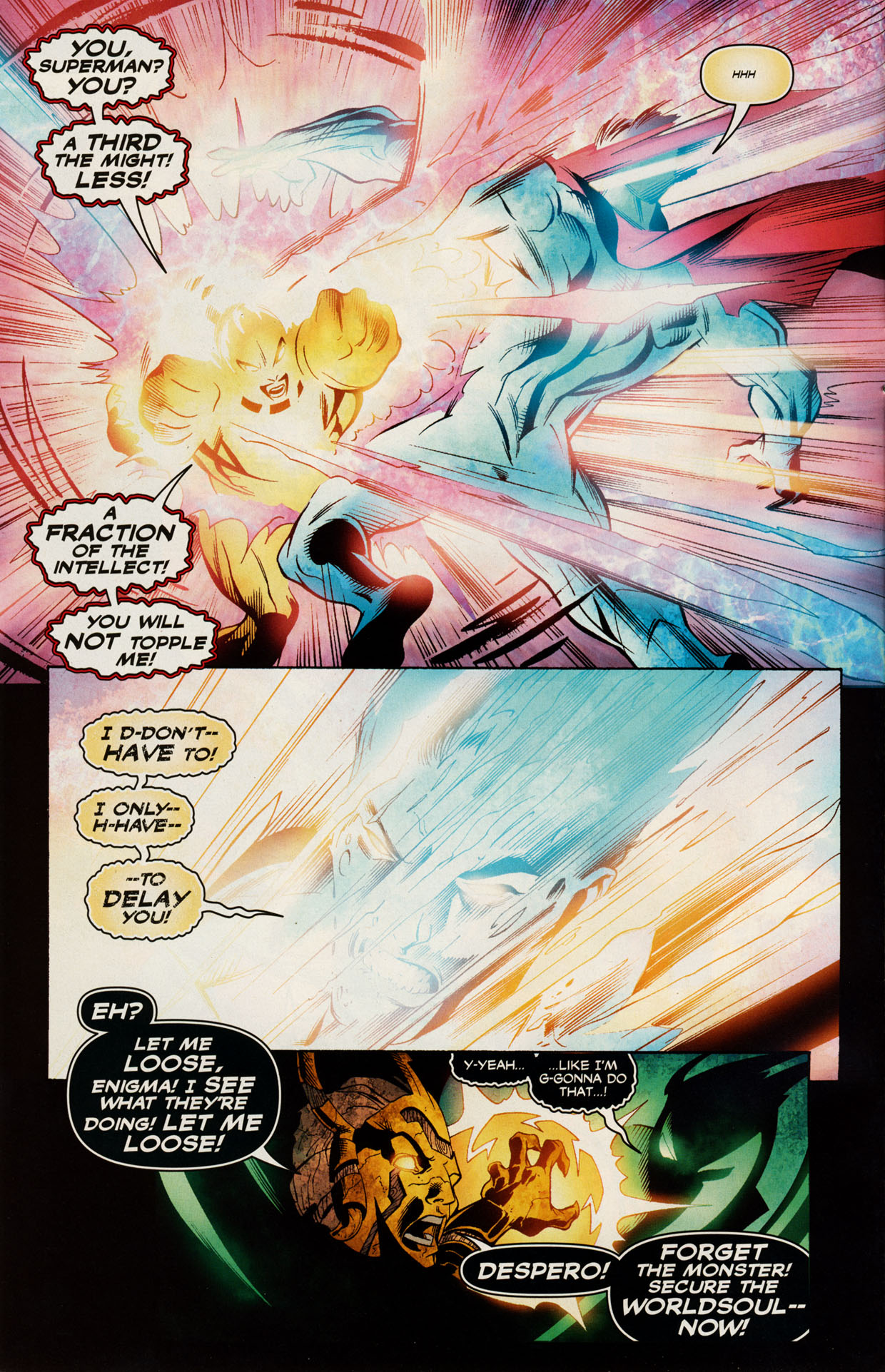 Read online Trinity (2008) comic -  Issue #48 - 6